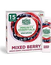 Immunity Essentials Fruit Powder Supplement