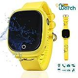 ON WATCH Smartwatch para niños con localizador GPS, Llamadas y...