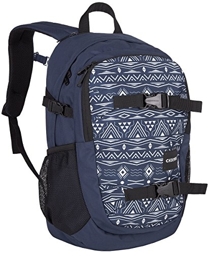 Chiemsee Sports & Travel Bags School Rucksack 48 cm Ikat Blue