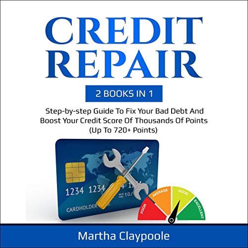 Page de couverture de Credit Repair