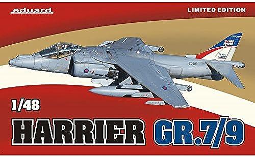 a la venta Unbekannt Eduard Plastic Plastic Plastic Kits 1166Maqueta de Harrier gr.7 9Limited Edition  descuento de ventas