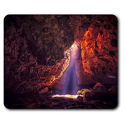 Cómoda Alfombrilla ratón - Meghalaya Cave In-Dia