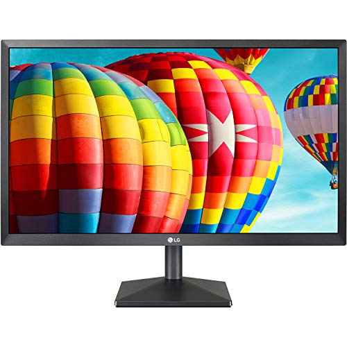 "LG 27MK430H-B 27"" HDMI VGA 1080p LED IPS LCD Monitor w/AMD FreeSync - Black (Renewed)"