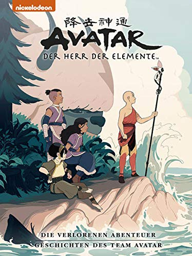 Avatar - Der Herr der Elemente Premium: Die verlorenen Abenteuer und Geschichten des Team Avatar