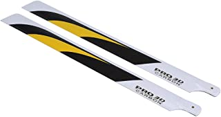 JIMI New Carbon Fiber 700mm Main Blades for Align Trex 700 RC Helicopter Parts
