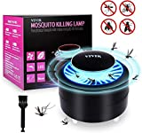 Sokuci Mosquito Killer Lamp, USB LED Photocatalytic Mosquito Trap Electric Insect Trap Lamp