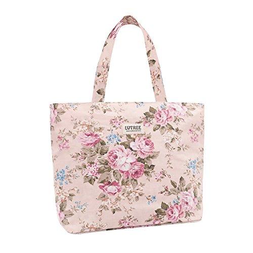 Lvtree Tote Umhängetasche Handtasche, Durable Faltbare Wasserdichte Handtasche...
