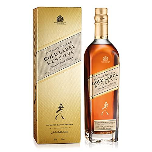 Johnnie Walker Gold Label Scotch Whisky, 700ml