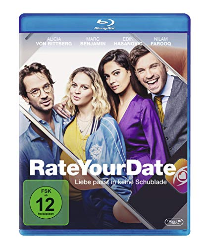 Rate your Date [Blu-ray]