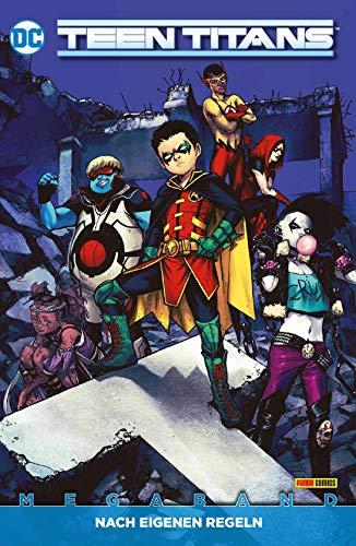 Teen Titans Megaband: Bd. 2 (2. Serie): Nach eigenen Regeln