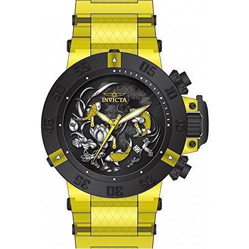 Invicta Subaqua Chronograph Mens Watch 24357