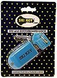 Ski and Snowboard-Fat Ski Lock