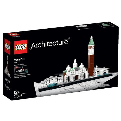 Architecture-Venedig by LEGO