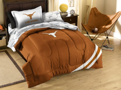 Micro Peach Polyester Bed Set (Many Teams)