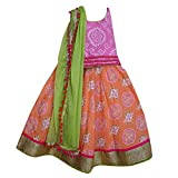 JBN Creations By Hopscotch Boys Cotton Elephant Printed Soft Nehru/Modi Jacket on Kurta and Pyjama Set in Orange Color For Ages 3-4 Years (JBP-3042385)