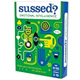 SUSSED Card Games: The Family Personality Quiz | Hilarious Conversation for Kids, Teens