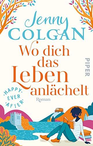 Buchseite und Rezensionen zu 'Wo dich das Leben anlächelt' von Jenny Colgan