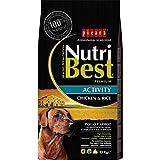 Nutribest Dog Activity 15 Kg. 15000 g