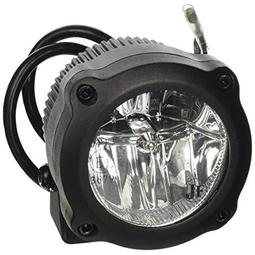 Lampa 90461 Max-Lum 2 Coppia di Fari Fendinebbia a LED, 12V
