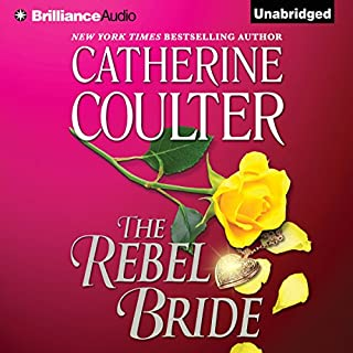 The Rebel Bride audiobook cover art