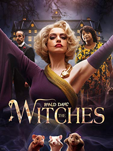 Roald Dahl's The Witches (4K UHD)