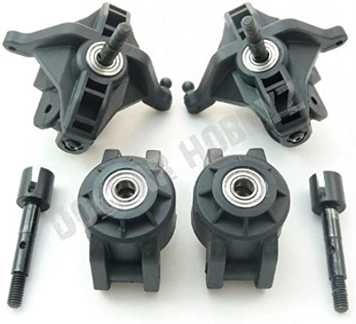 HPI Savage XS Flux Mini  UPRIGHTS   AXLES   BEARINGS  Knuckles Carriers SS by HPI Racing
