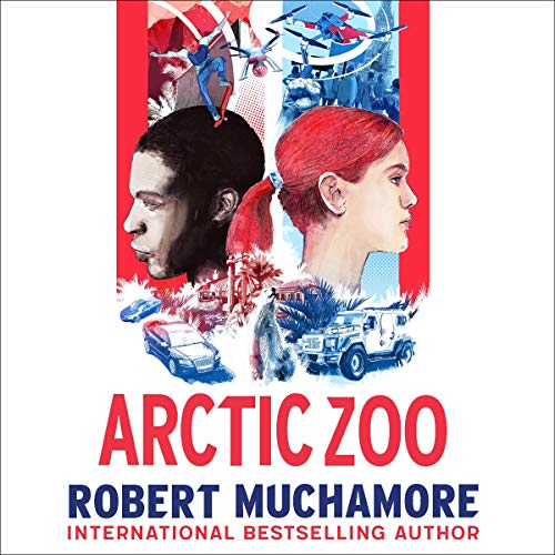 Arctic Zoo audiobook cover art