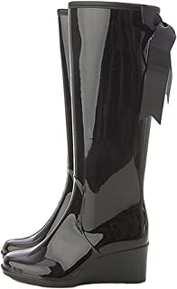 Best wedge rain boots Reviews