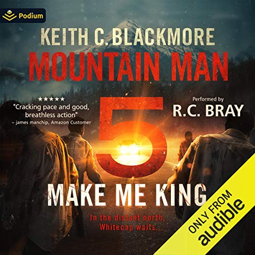 Make Me King cover art
