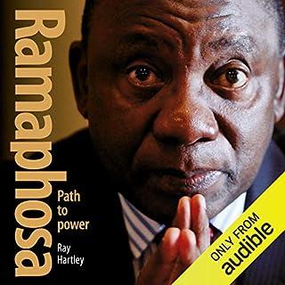 Ramaphosa audiobook cover art