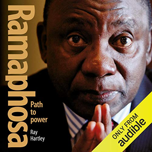 Ramaphosa audiobook cover art