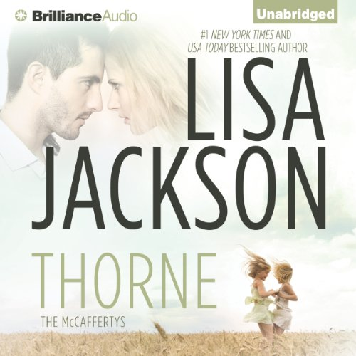 Thorne audiobook cover art