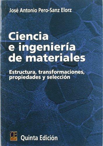 CIENCIA E INGENIERIA DE MATERIALES 5ªED