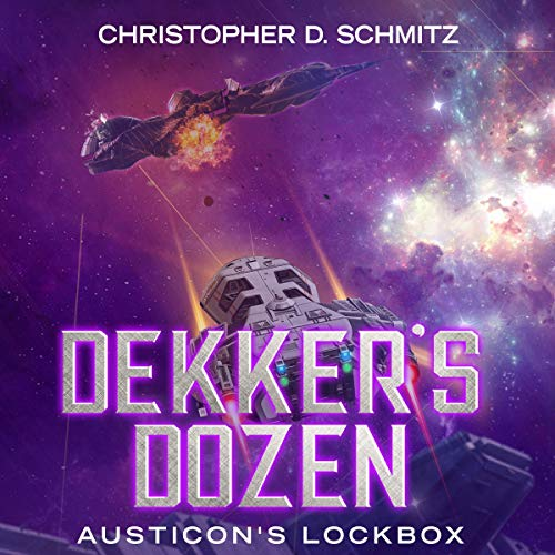 Austicon's Lockbox  By  cover art