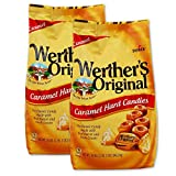 Werther's Original 2-34 oz bags Caramel from Werther's