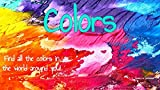 Colors: Find All the Colors in the World Around You! (English Edition)