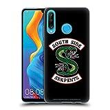 Head Case Designs Officiel Riverdale South Side Serpents Art Graphique Coque en Gel Doux Compatible...
