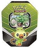 Pokemon - Tin de colección Compagni de aventura de Galar - Rillaboom-V