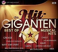 Die Hit Giganten - Best of Musical Hits