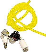 Homyl Kit de Filtre Ligne Carburant Snap Primer Ampoule Filtre Carburant Tron/çonneuses pour Mcculloch Echo