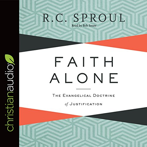 Couverture de Faith Alone