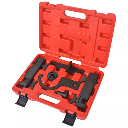Luckyfu Kit chronométrage Moteurs Jaguar et Land Rover V8 5.0l. Accessoires pour véhicules boîte à Outils du véhicule réparation du véhicule
