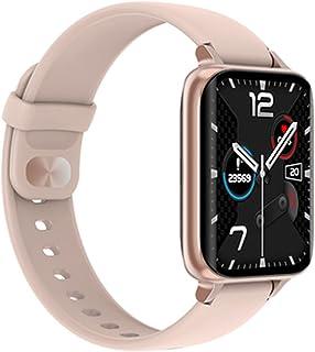 Smartch 2021 Bluetooth-oproepen Smart Horloge Mannen Dames Waterdichte SmartWatch MP3-speler voor Android iOS DT93