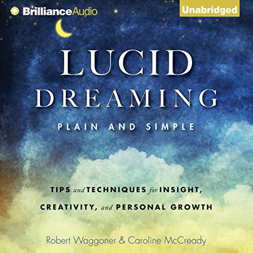 Couverture de Lucid Dreaming, Plain and Simple