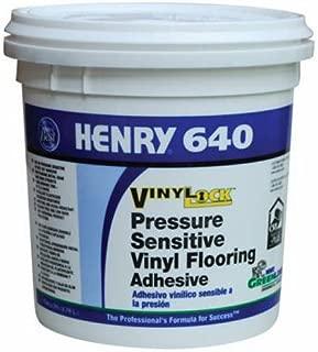 Henry, WW Company 12176 12176 GAL 640 Vinyl Adhesive
