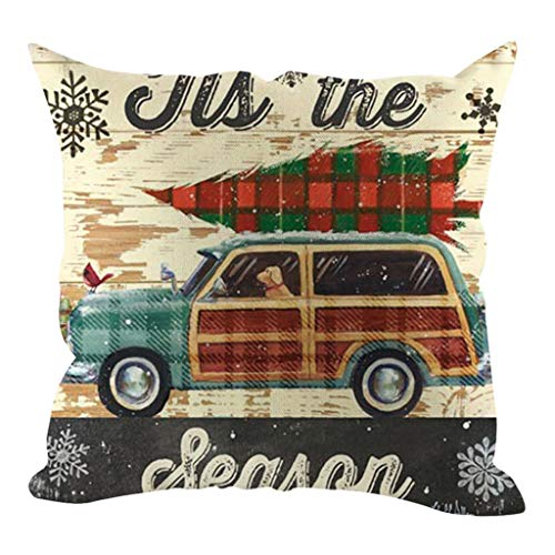 Printasaurus Cushion Cover  Christmas Pillow Cover Pillowcases Decorative Sofa Cushion Cover Home Decoration Home & Garden Pillow Case