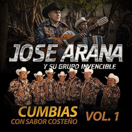 Jose Arana Y Su Grupo Invencible