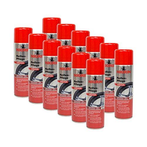 Nigrin 12x 74075 Reifen-Pflege 500 ml