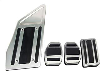 FeLiCia Gas Combustible Freno Reposapi/és Pedal Cap para Audi A4 S4 B8 S4 Rs4 Q5 A5 Rs5 8T 8R 09-15