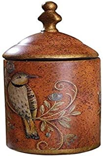 Urn Cremation Commemorative Box Capacity Ceramic Handmade Small Capacity for Adult Or Pet Ashes Urn Cremation urns (Size :...